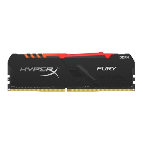 Kingston 8GB 3000MHz DDR4 HyperX Fury (RGB) CL15 HX430C15FB3A/8